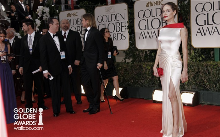 Angelina Jolie beautiful actress HD photo wallpaper 02 Views:4647