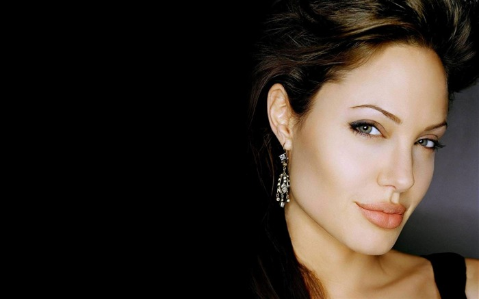 Angelina Jolie beautiful actress HD photo wallpaper 18 Views:18817