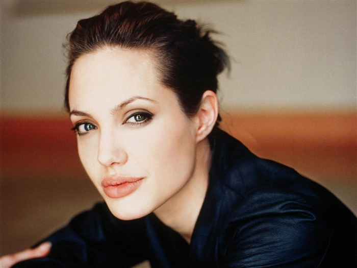 Angelina Jolie beautiful actress HD photo wallpaper 19 Views:11111