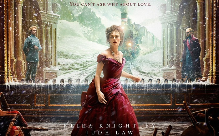 Anna Karenina 2012 Movie HD Fondos de Escritorio Vistas:13652