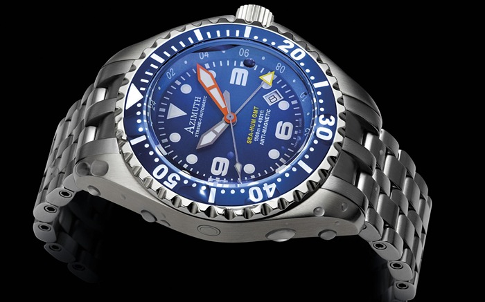 Azimuth Xtreme-Fashion watches brand advertising Wallpaper Views:5002