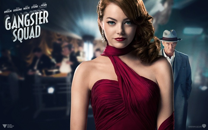 Gangster Squad 2013 Movie HD Desktop Wallpapers Views:12338