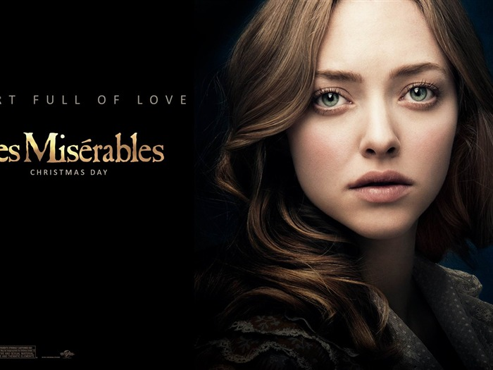Les Miserables Movie HD Desktop Wallpapers Views:13498