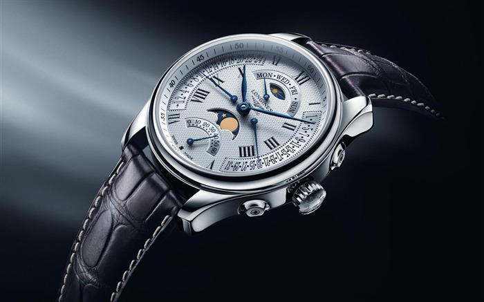 Longines Swiss-Fashion watches brand advertising Wallpaper Views:6613