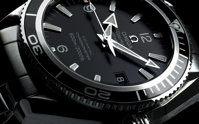 Omega-Fashion watches brand advertising Wallpaper 02 Views:3614