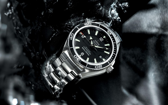 Omega-Fashion watches brand advertising Wallpaper 03 Views:5174