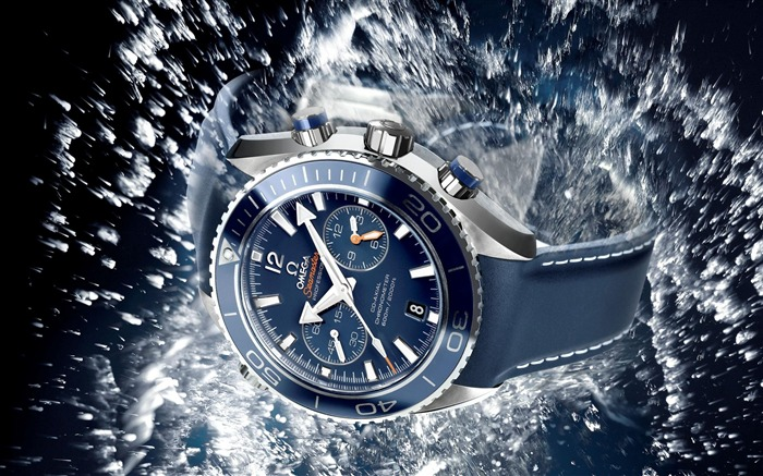 Omega-Fashion watches brand advertising Wallpapers Views:4484