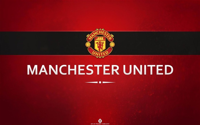 Red Devils Manchester United HD Desktop wallpaper Views:30449