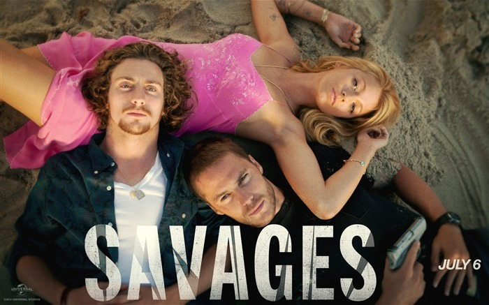Savages Movie HD Desktop Wallpapers Views:11176