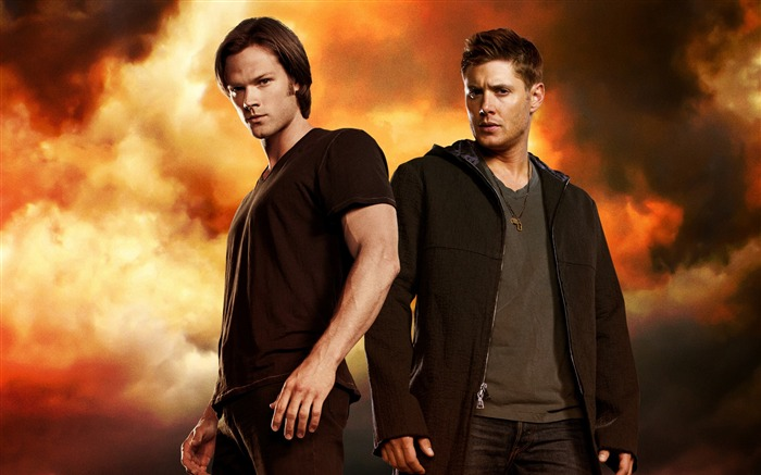 Supernatural-Eighth Season-American TV HD Wallpaper Views:11524