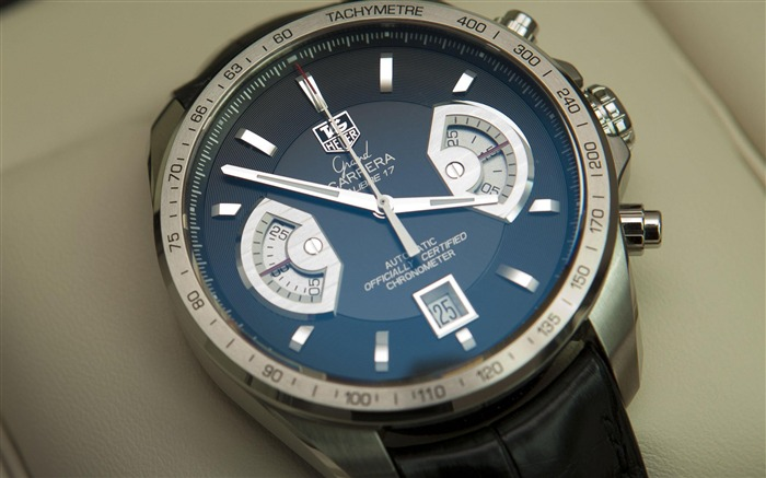 TAG HEUER Grand Carrera-Fashion watches brand advertising Wallpaper Views:4228