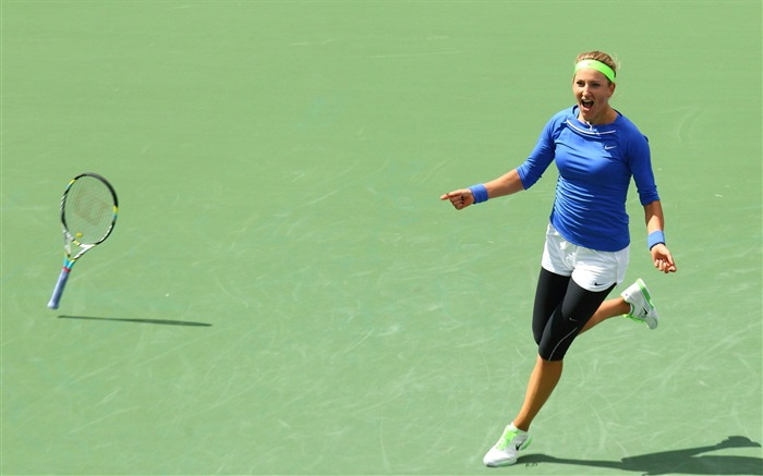 Victoria Azarenka-2013 Australian Open womens singles champion wallpaper 02 Views:2627