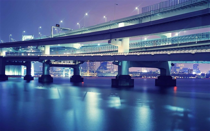 tokyo-Cities architectural landscape wallpaper Views:3191