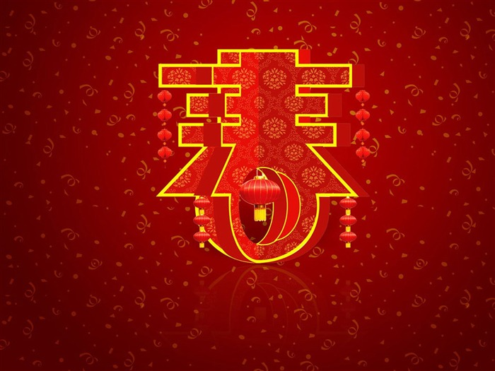 2013 Chinese New Year theme Desktop Wallpapers Views:17996