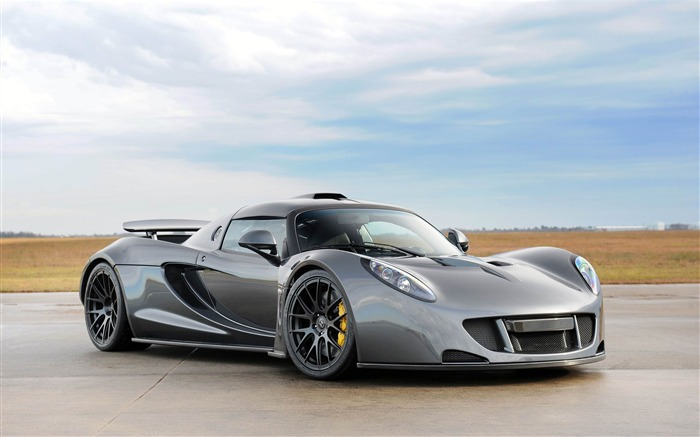 2013 Hennessey Venom GT Sets World Record Auto HD Wallpapers Views:7219