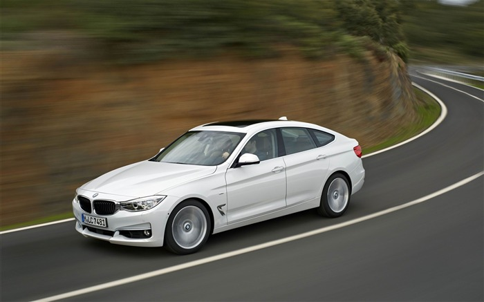 2014 BMW 3 Series Gran Turismo Luxury Line Auto HD Wallpaper 02 Views:8639 Date:2/10/2013 1:52:12 AM