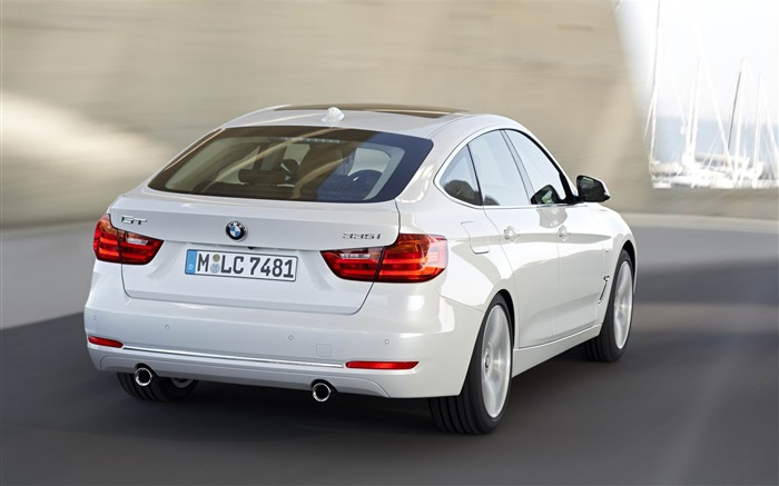 2014 BMW 3 Series Gran Turismo Luxury Line Auto HD Wallpapers Views:10734