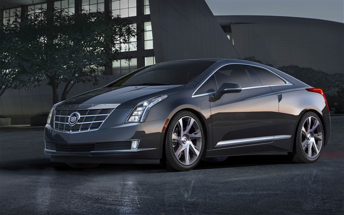 2014 Cadillac ELR Auto HD Desktop Wallpapers Views:6254
