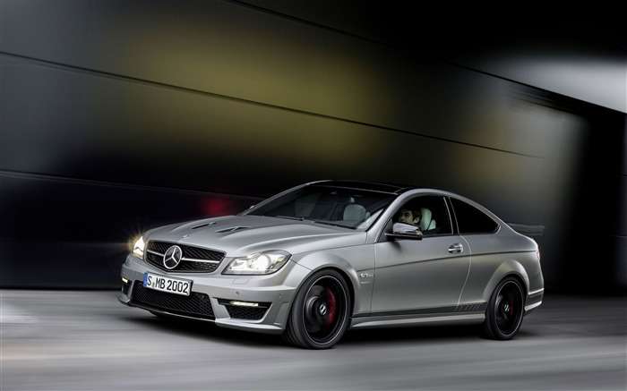 2014 Mercedes-Benz C63 AMG Edition 507 Auto HD Wallpaper 01 Views:8859 Date:2/21/2013 1:04:53 AM