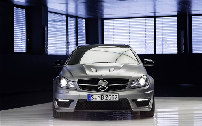 2014 Mercedes-Benz C63 AMG Edition 507 Auto HD Wallpaper 05 Views:6116 Date:2/21/2013 1:07:45 AM
