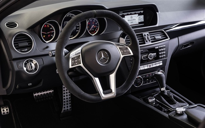 2014 Mercedes-Benz C63 AMG Edition 507 Auto HD Wallpaper 11 Views:6011 Date:2/21/2013 1:10:17 AM