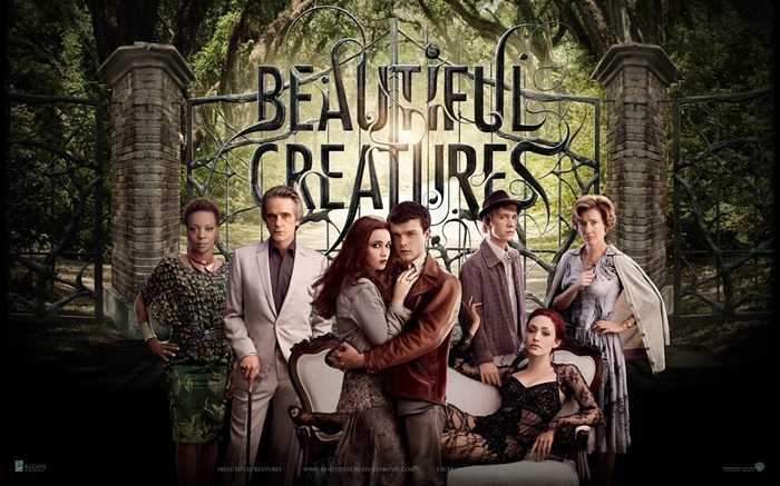 Beautiful Creatures 2013 Movie HD Wallpaper Views:4859