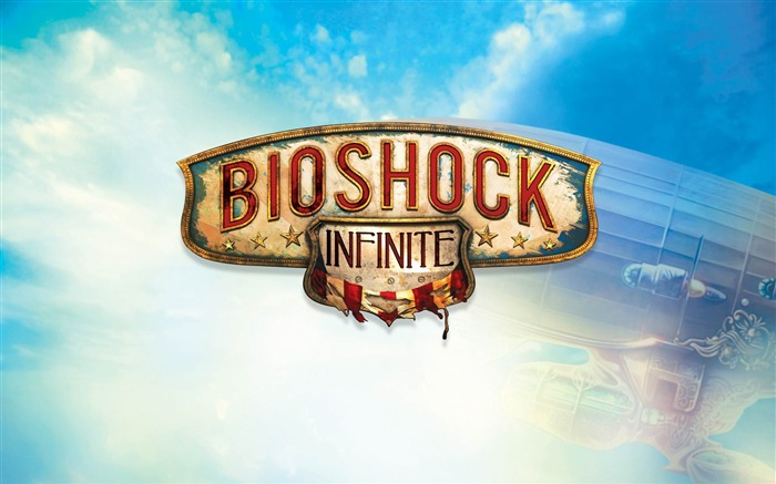 BioShock Infinite Game HD Desktop Wallpaper Views:6293