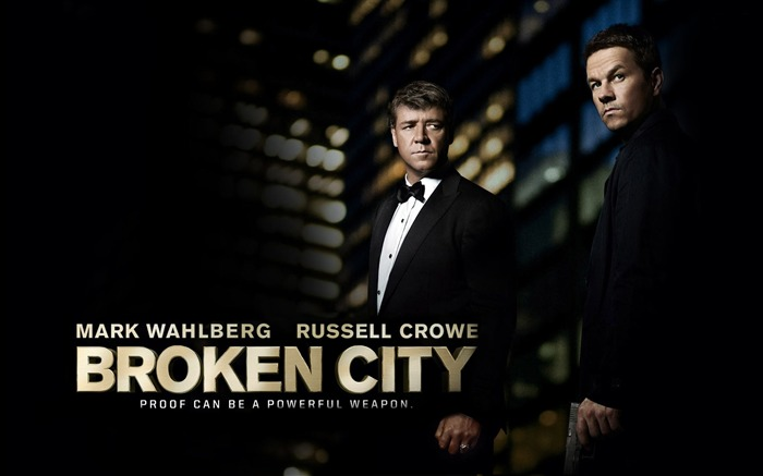 Broken City 2013 Movie HD Desktop Wallpapers Views:10741