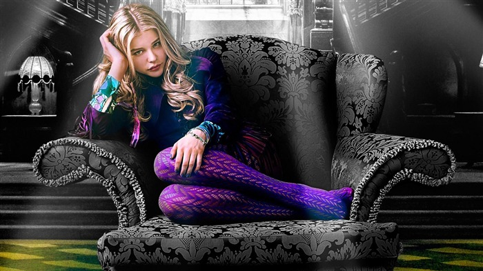 Chloe Moretz beauty actress HD photo wallpaper 15 Views:14793 Date:2/15/2013 2:25:30 AM