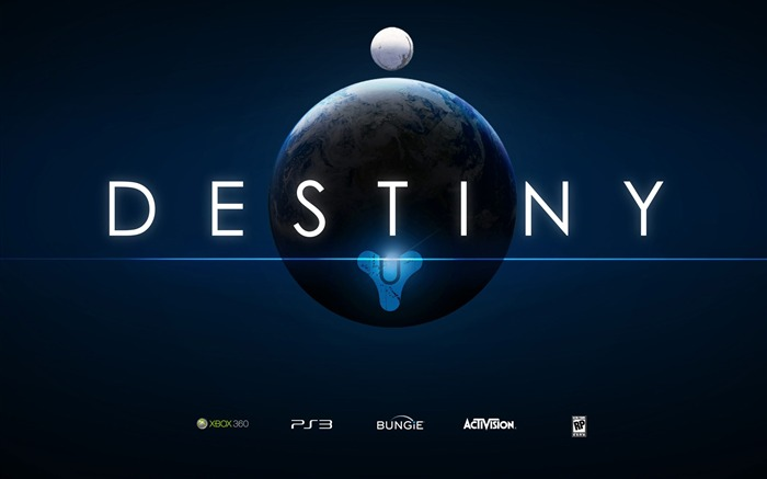 Destiny 2014 Game HD Desktop Wallpaper Views:7776