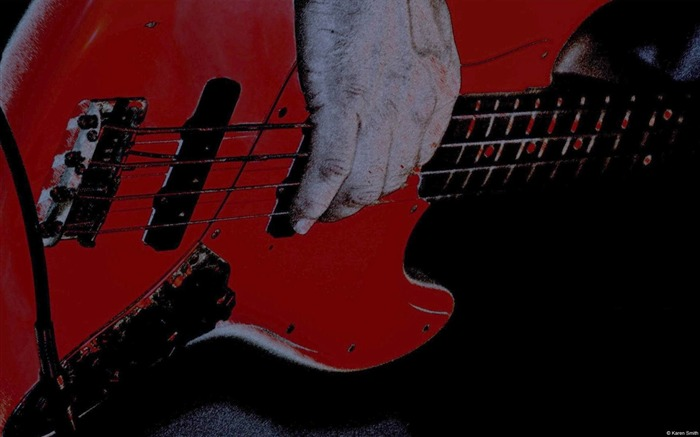 Jazz bass-Microsoft Windows Desktop Wallpaper Views:9879 Date:2/4/2013 1:20:47 AM