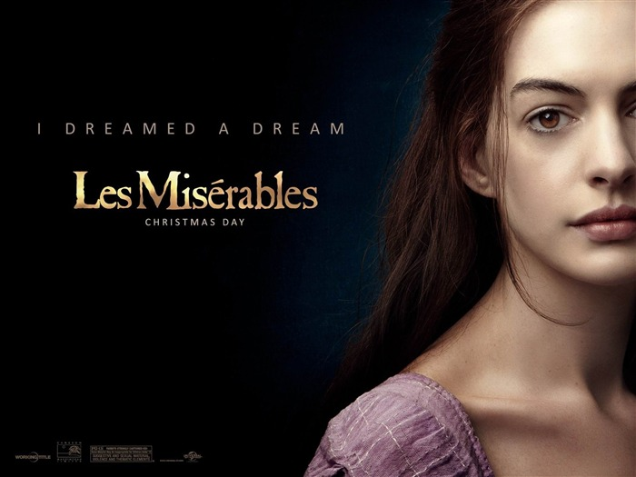 Les Miserables-2013 Oscar Academy Awards-Best Film nomination Wallpaper 01 Views:6380