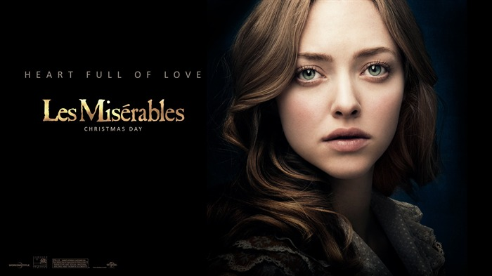 Les Miserables-2013 Oscar Academy Awards-Best Film nomination Wallpaper 02 Views:4711