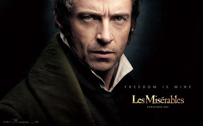 Les Miserables-2013 Oscar Academy Awards-Best Film nomination Wallpaper 03 Views:3017