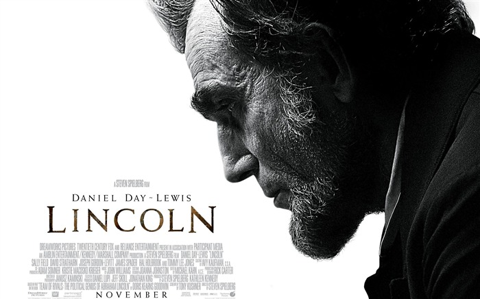 Lincoln-2013 Oscar Academy Awards-Best Film nomination Wallpaper Views:4405