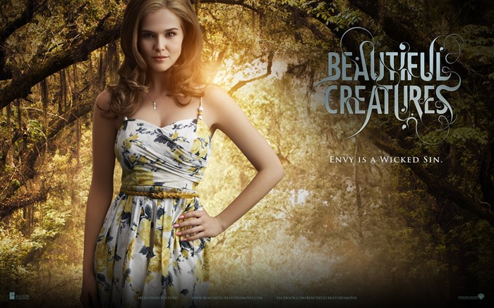 Ridley Duchaness-Beautiful Creatures 2013 Movie HD Wallpaper Views:9070