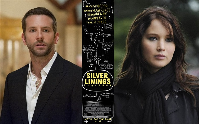 Silver Linings Playbook-2013 Oscar Academy Awards-Best Film nomination Wallpaper 03 Views:2647