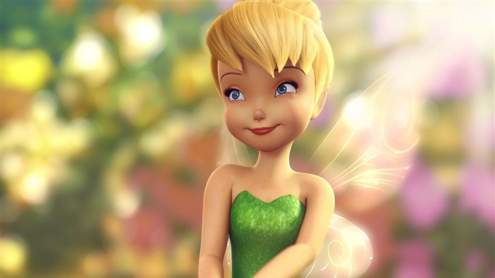 Tinker Bell-Secret of the Wings Movie HD Desktop Wallpaper 01 Views:5906