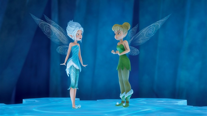 Tinker Bell-Secret of the Wings Movie HD Desktop Wallpaper 03 Views:3431