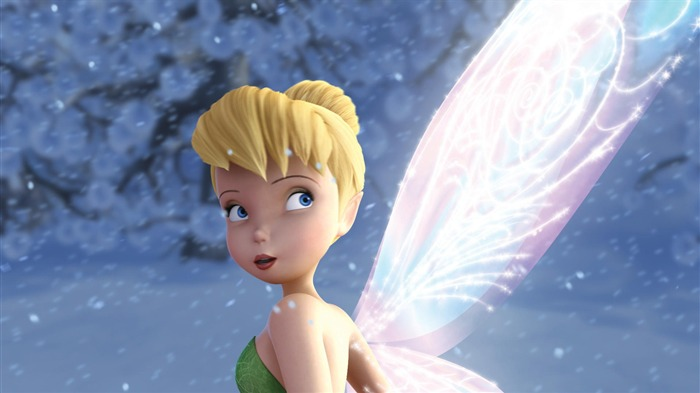Tinker Bell-Secret of the Wings Movie HD Desktop Wallpaper 05 Views:3563
