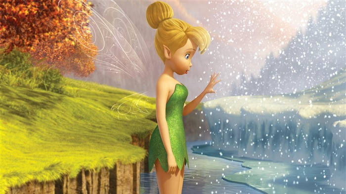 Tinker Bell-Secret of the Wings Movie HD Desktop Wallpaper 08 Views:4134