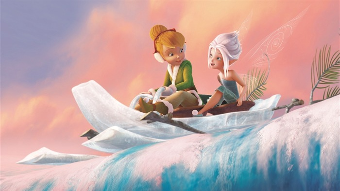 Tinker Bell-Secret of the Wings Movie HD Desktop Wallpaper 10 Views:2650
