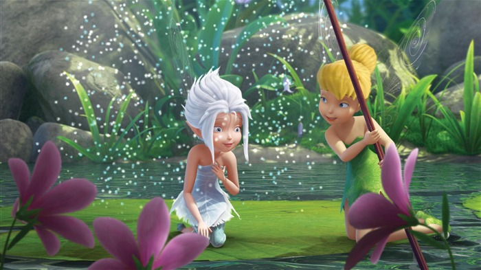 Tinker Bell-Secret of the Wings Movie HD Desktop Wallpaper 12 Views:8989