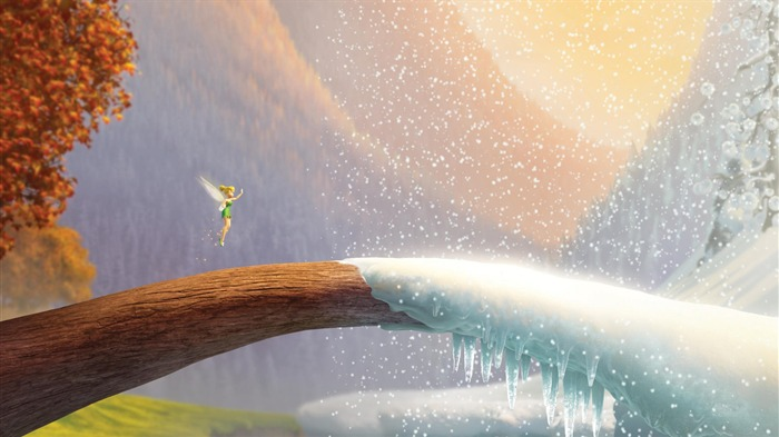Tinker Bell-Secret of the Wings Movie HD Desktop Wallpaper 13 Views:2807