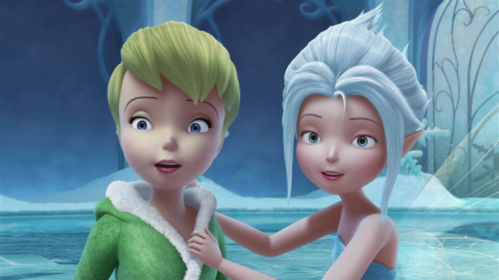Tinker Bell-Secret of the Wings Movie HD Desktop Wallpaper 15 Views:5905
