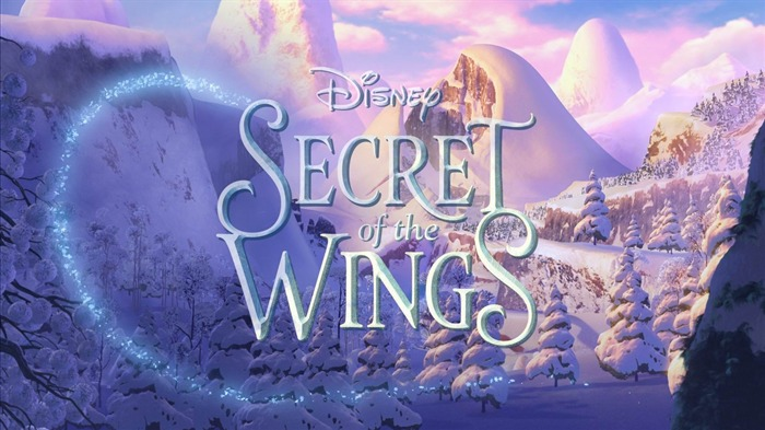 Tinker Bell-Secret of the Wings Movie HD Desktop Wallpaper Views:7804