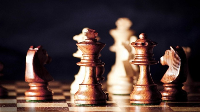 chess pieces-Quality photography wallpaper Views:11719 Date:2/2/2013 11:37:01 PM