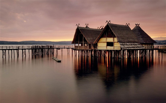lake constance germany-Lakeside scenery HD wallpapers Views:5953 Date:2/6/2013 11:33:50 PM