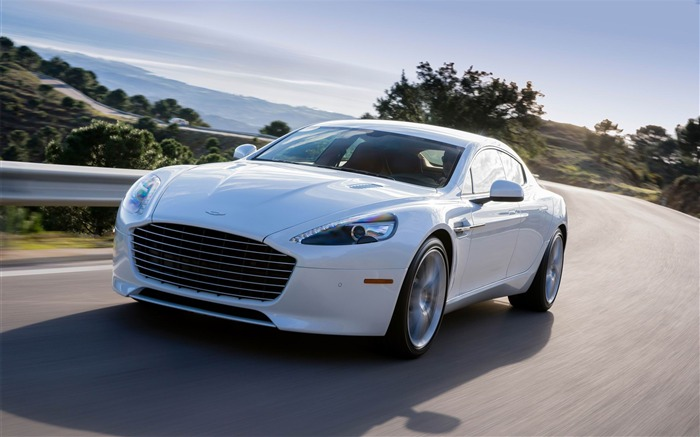 2014 Aston Martin Rapide S Auto HD Desktop Wallpaper Views:7906