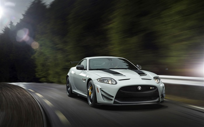 2014 Jaguar XKR-S GT Auto HD Desktop Wallpaper Views:10046